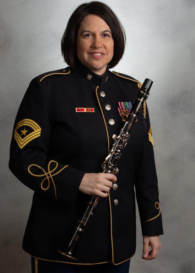 SGM Cheryl Ani