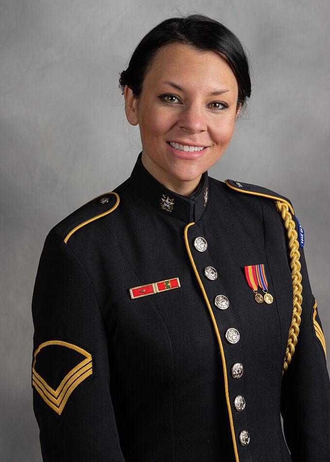 SSG Nicole Bouffard