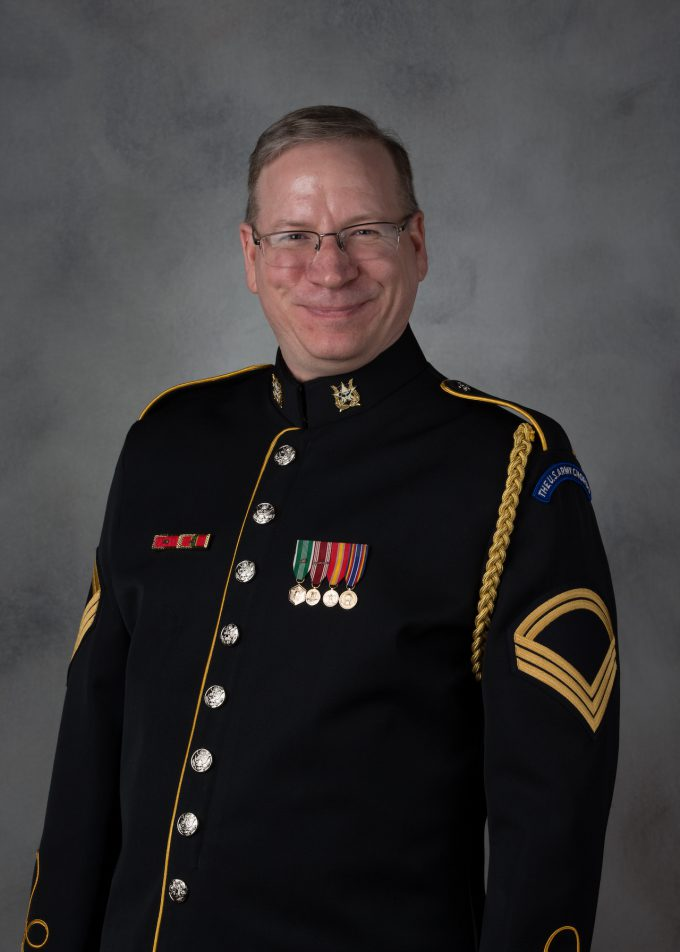 MSG Robert Burner