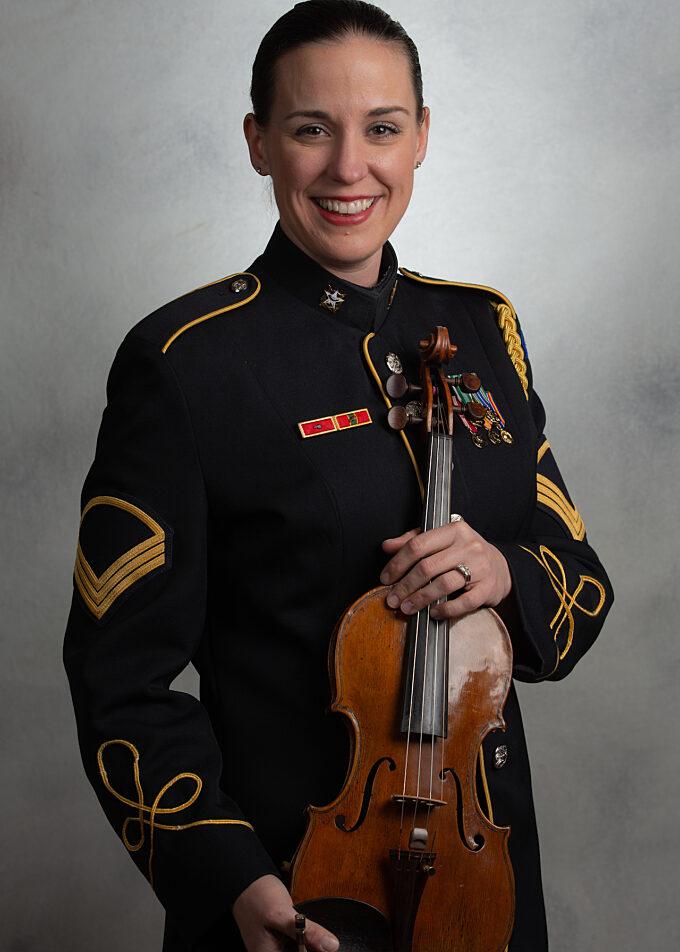 SFC Catherine Gerhiser