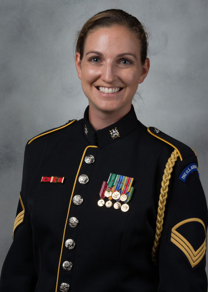 SSG Samantha Glosh