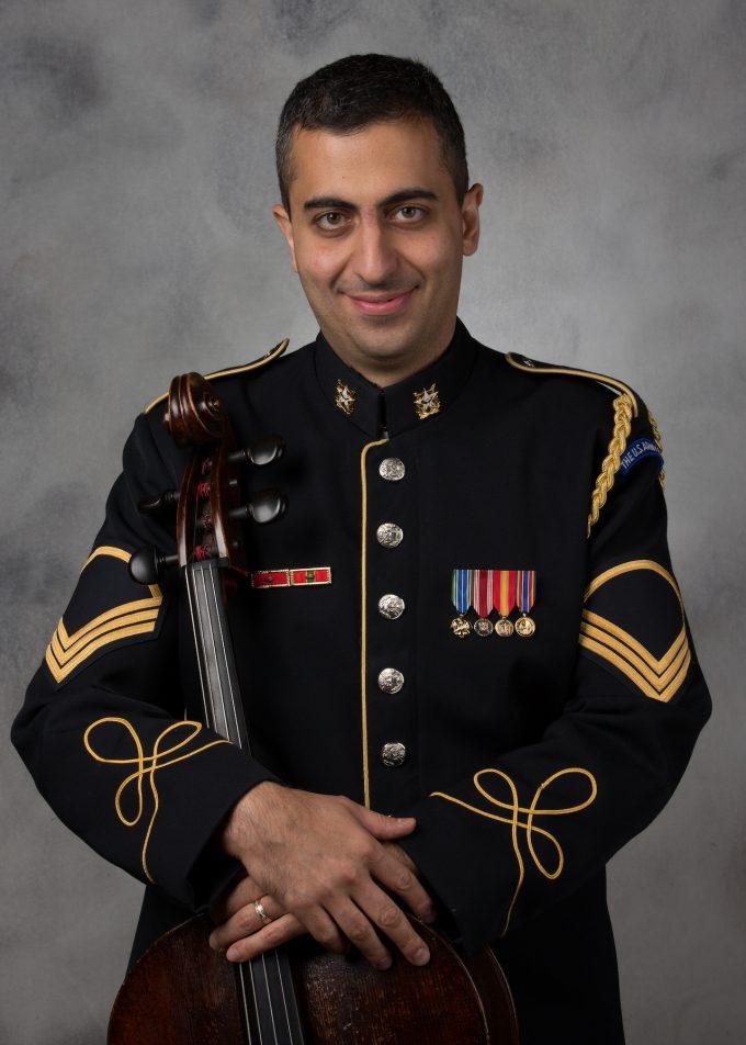 SSG Hrant Parsamian