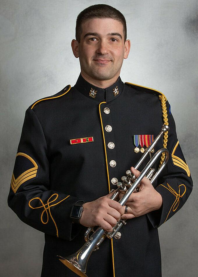 SSG Kevin Paul, trumpet