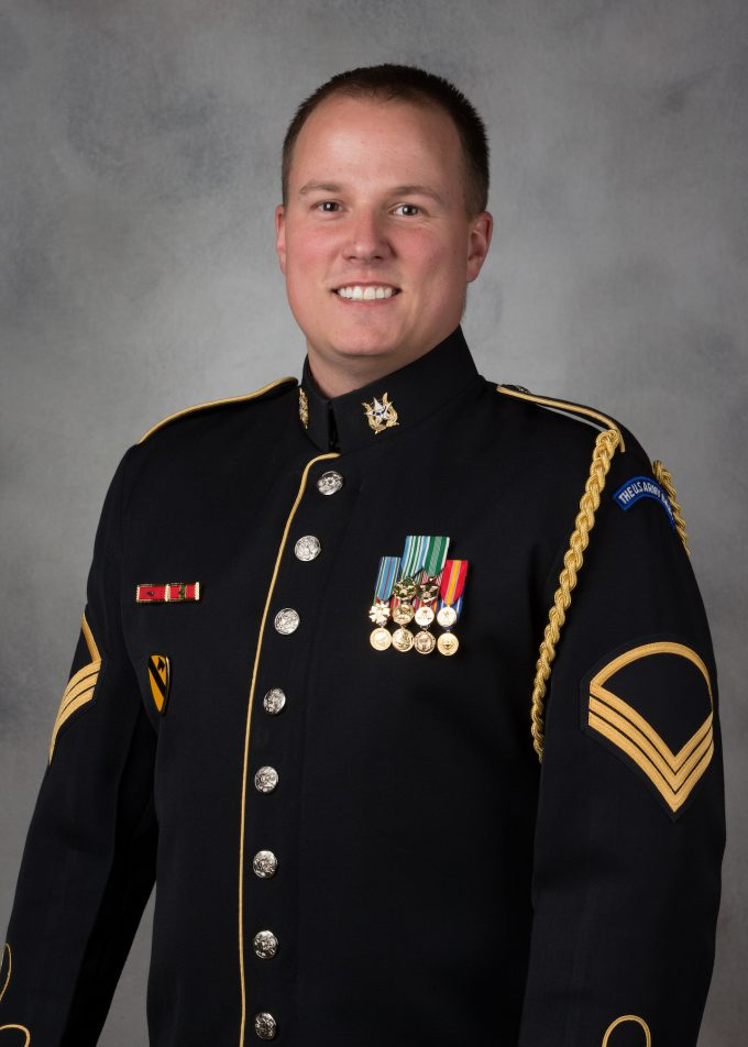 SFC Christopher Rettig