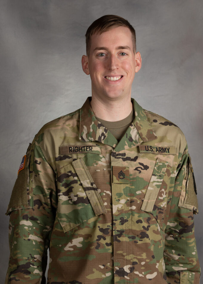 SSG Alexander Righter