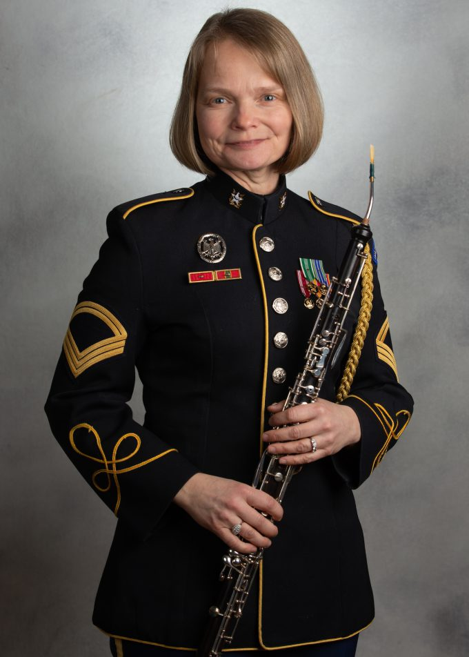 SFC Meredeth Rouse, english horn