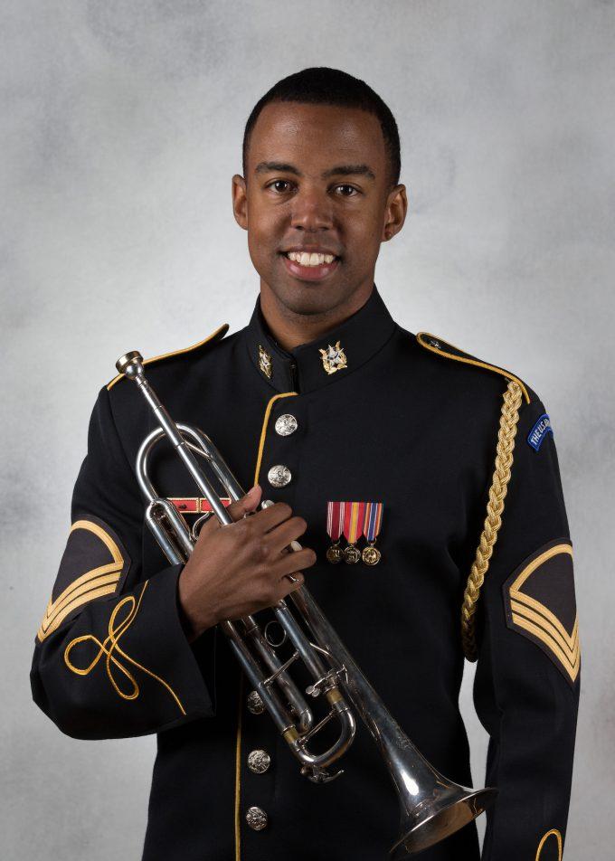 SSG Christopher Watkins, trumpet