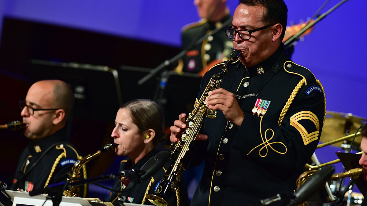 The U.S. Army Blues