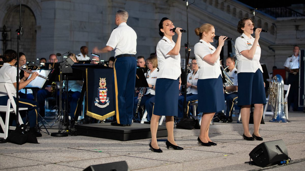 The U.S. Army Voices