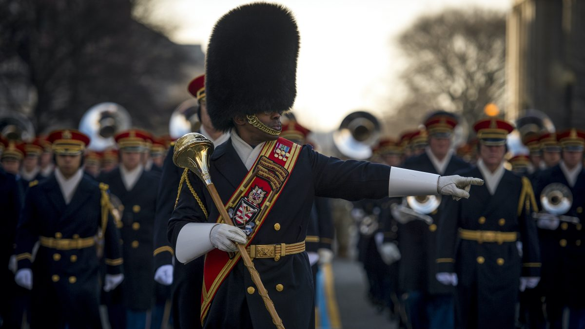 The U.S. Army Ceremonial Band