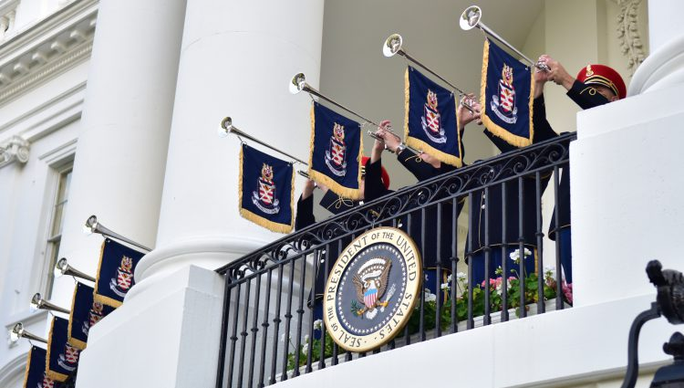 Pomp & Circumstance: Music at the White House