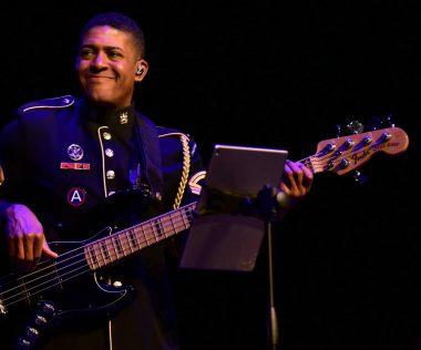 The U.S. Army Band Downrange