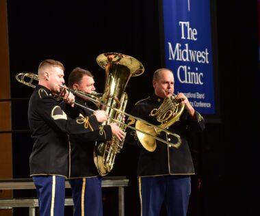 The U.S. Army Brass Quintet