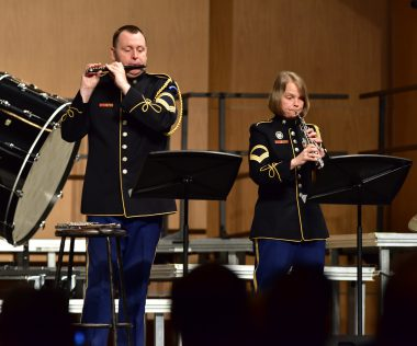 The U.S. Army Woodwind Quintet