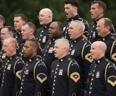 The U.S. Army Chorus