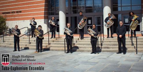 UGA Tuba-Euphonium Ensemble