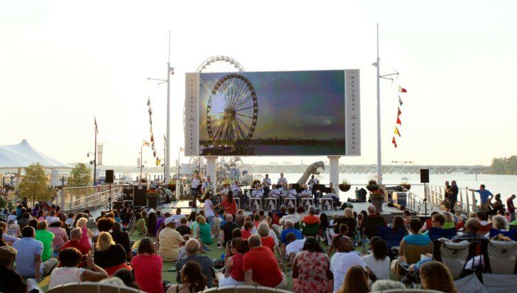 Live Concert at National Harbor