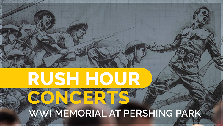 """Pershing's Own """"Rush Hour"""" Concert"""