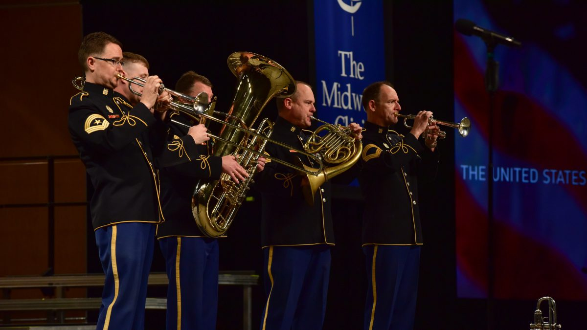The U.S. Army Brass Quintet