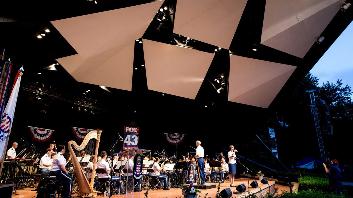 The U.S. Army Concert Band
