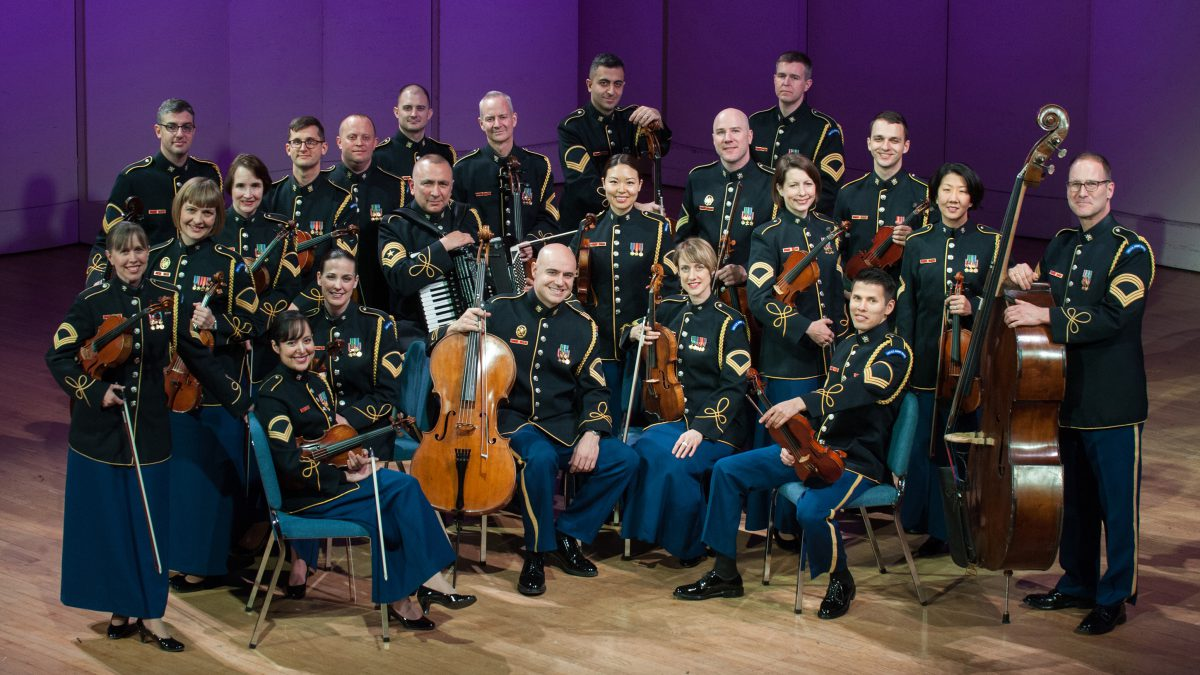 The U.S. Army Strings