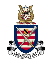 The U.S. Army Band Crest